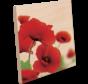 Houten fotopaneel met staander (203 x 203)