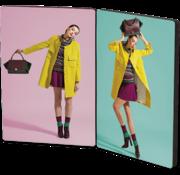 Fotopaneel met scharnier (2 panelen)