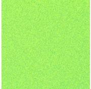 """Glittervinyl -  12"""" x 12""""  -  Limoen"""