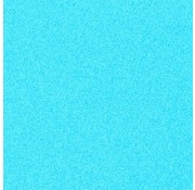 "Tape Tech Glittervinyl -  12"" x 12""  -  Fluo Blauw"