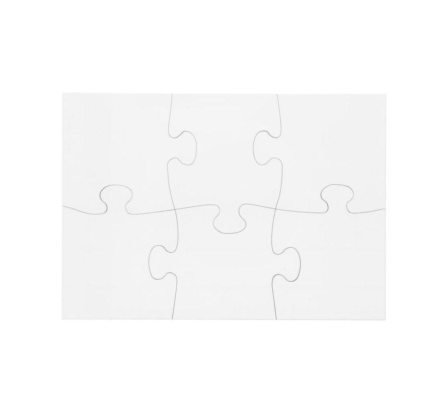 Puzzel (6 stukken)