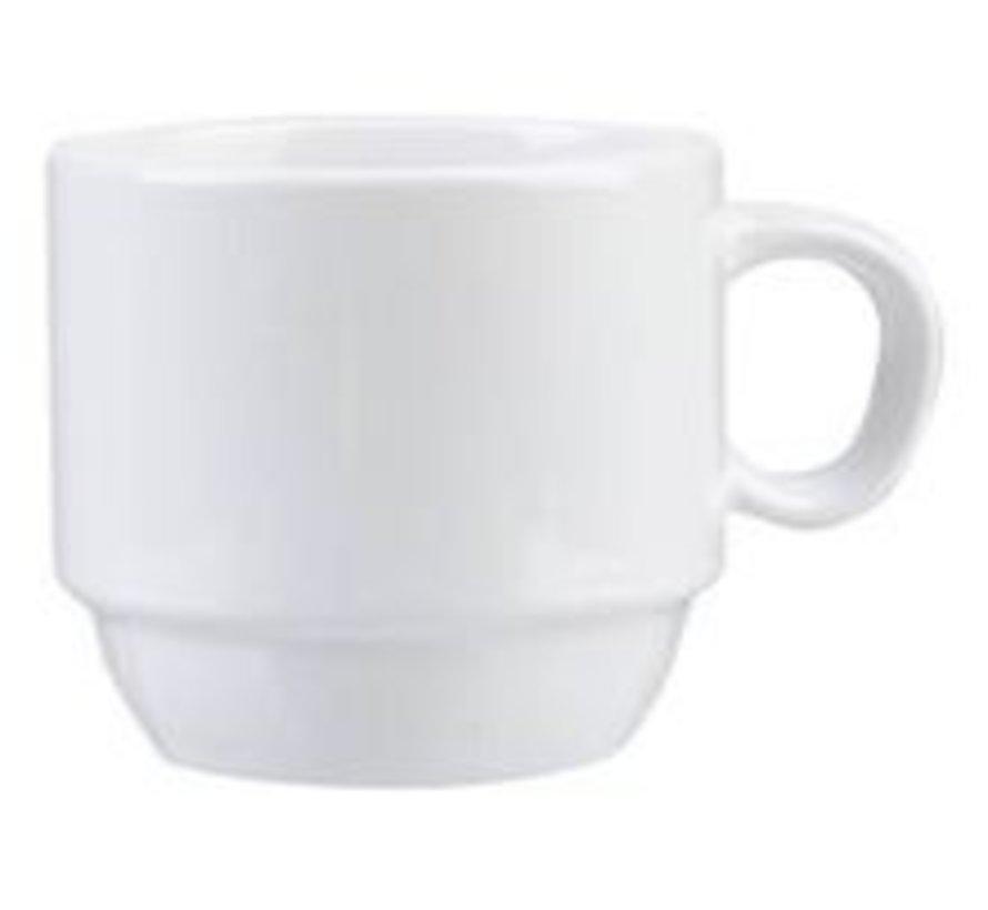 Koffiemok 170ml voor sublimatie