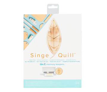 We R Memorykeepers Singe Quill Starter kit
