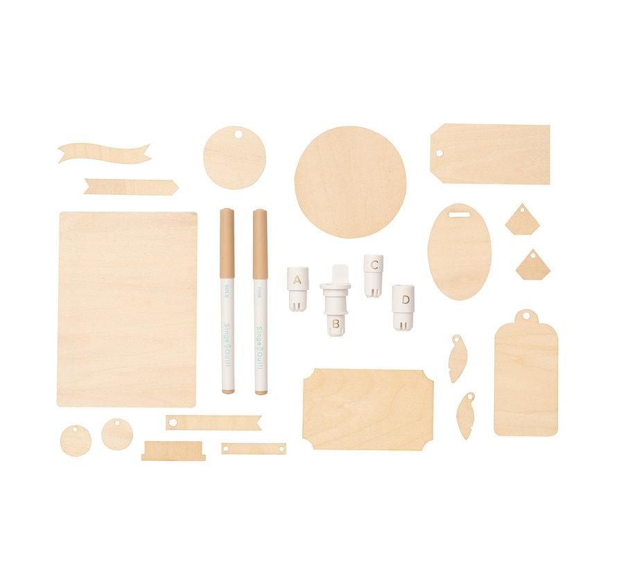 Singe Quill Starter kit