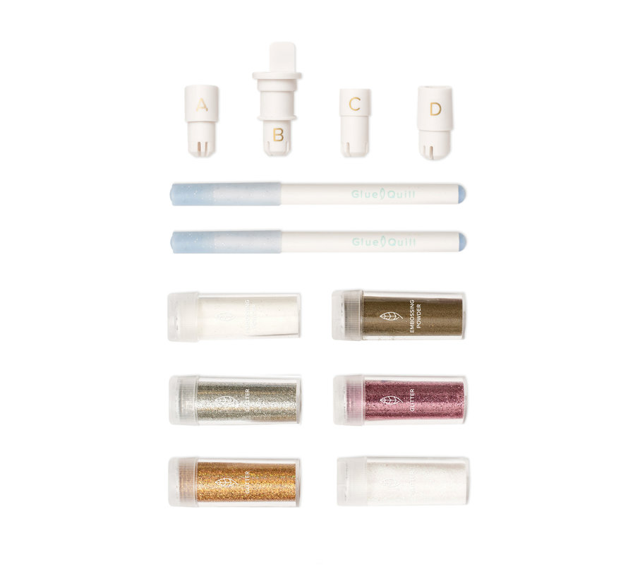 Glue Quill starter kit