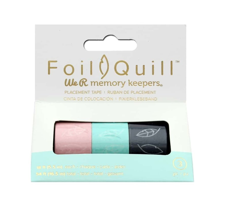 Foil Quill Washi Tape