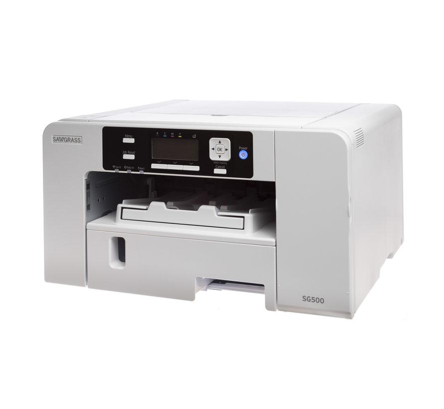 Sublimatie Printer Sawgrass SG500 - Siser inkt