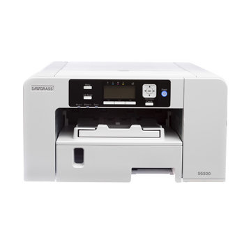 Sublimatie Printer Sawgrass SG500 - Siser inkt (volle cassettes)