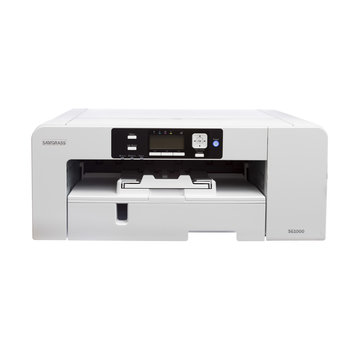 Sublimatie Printer Sawgrass SG1000 - Siser inkt (volle cassettes)