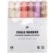 Rico Chalk Marker Set: NATURE