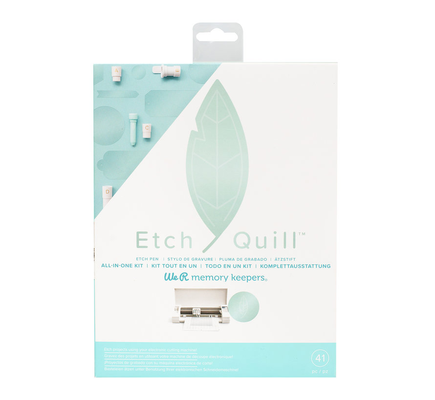 Etch Quill Starter Kit