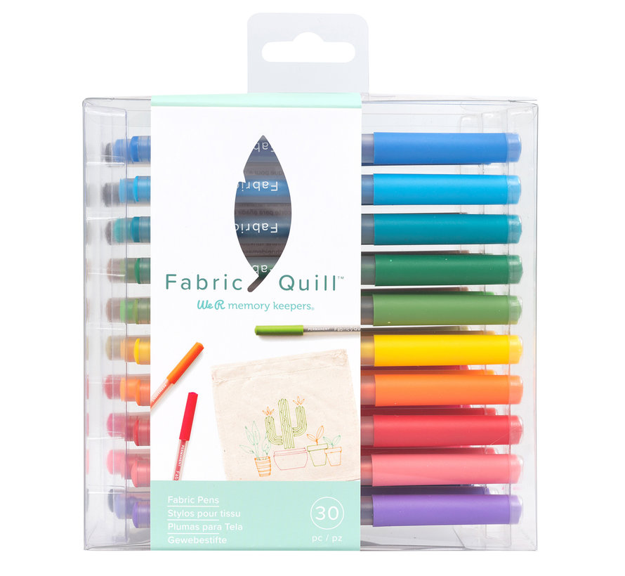 Fabric Quill - Fabric Pens
