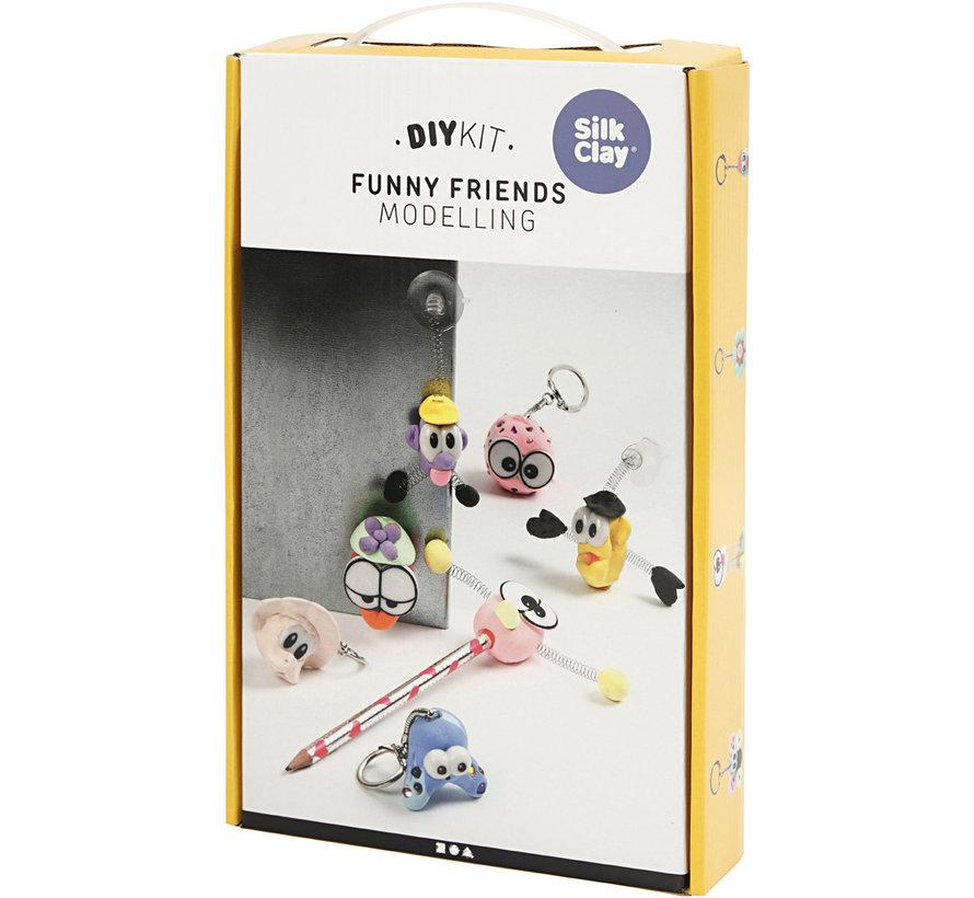 Funny Friends DIY kit