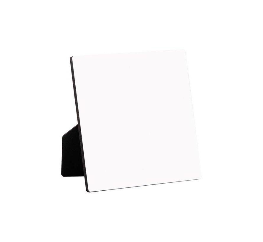 Vierkant Fotopaneel met standaard