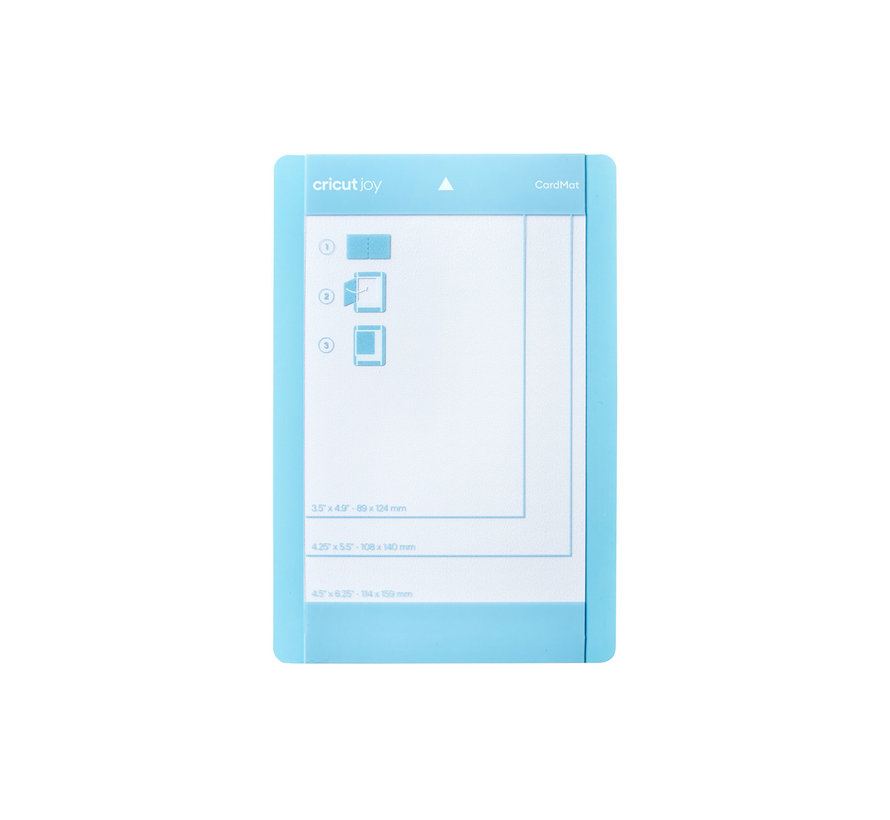 "Card Mat 4,5"" x 6,5"" (Joy)"