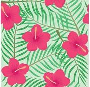 LouVik Tropical Pink Hibiscus