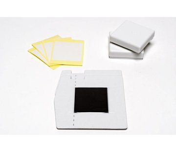 Silhouette Stamp sheet