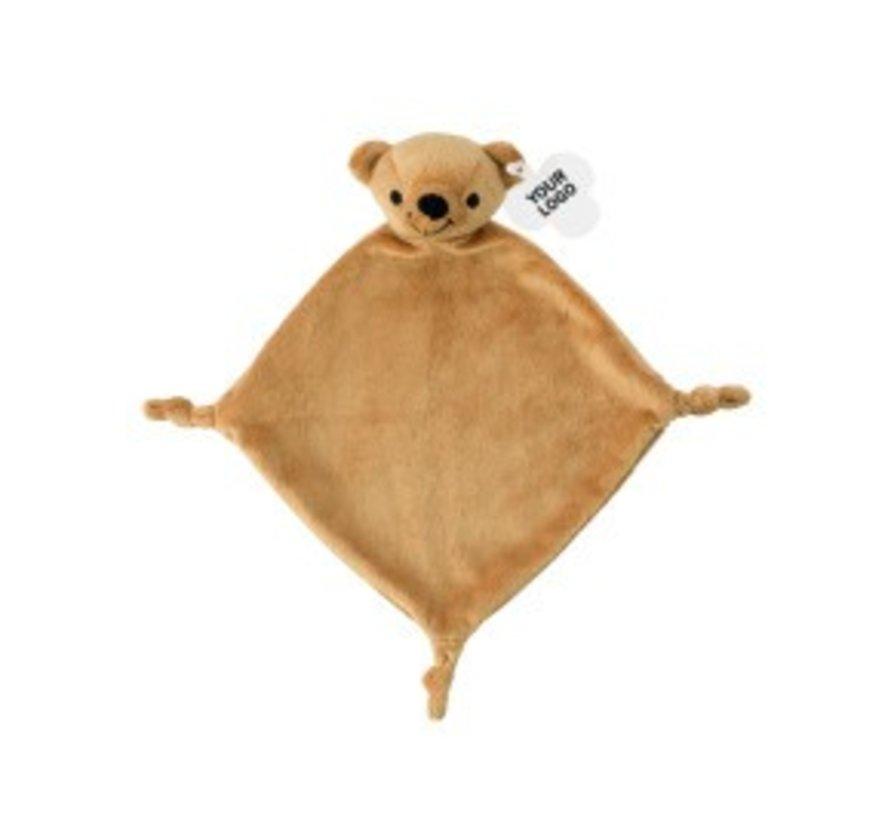 Knuffeldoekje teddybeer