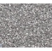 Siser Flexfolie Glitter Silver Black
