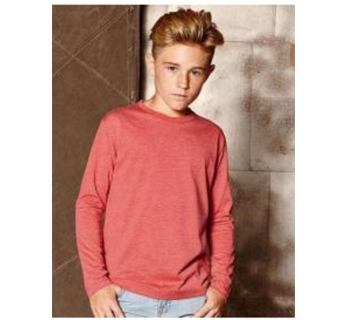 T-shirt jongens - lange mouw