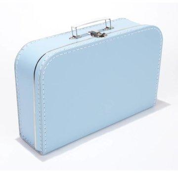 Koffer - 35 cm - Babyblauw