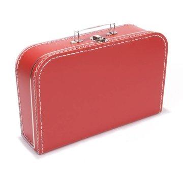 Koffer - 35 cm - rood