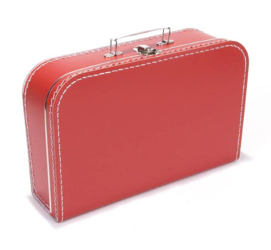 Koffer groot- rood