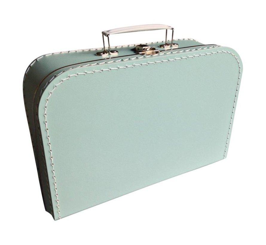 Koffer- 35 cm - mint