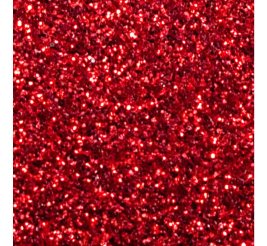 Flexfolie Glitter red