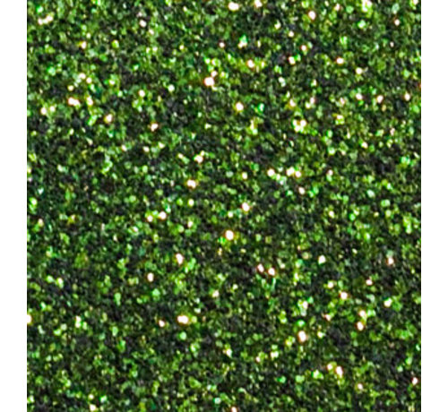 Siser Flexfolie Glitter Dark Green