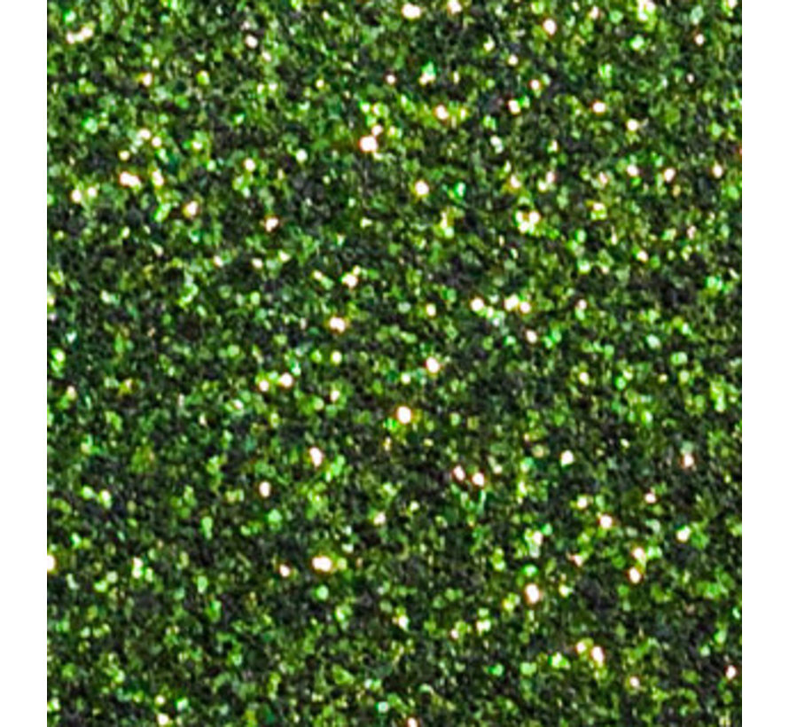 Flexfolie Glitter Dark Green