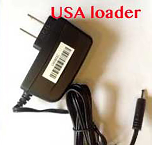 Loader/charger USA for mic