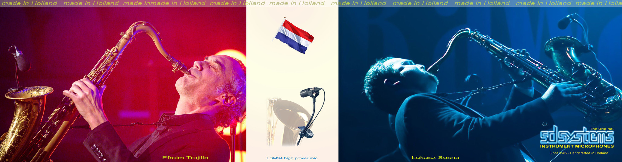 5 made in Holland Graph