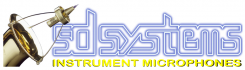 SD Systems Instrument Microphones