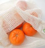 Groente- of fruitzakje L - 40x30cm