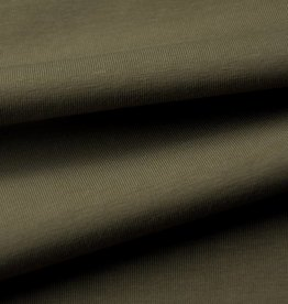 Single jersey stretch - 30/1 heavy - burnt olive