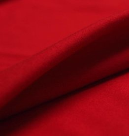 stof Single jersey stretch 30/1 heavy - tango red