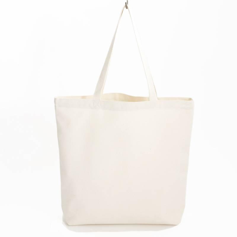 Shopper canvas - 46x42cm - no label