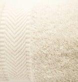 Handtuch 70 x 140 cm - naturweiß