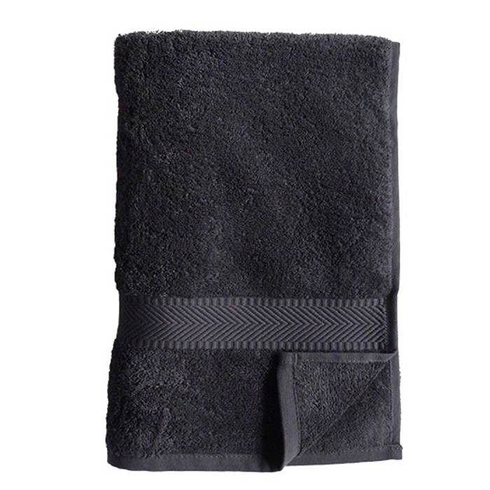 Bathing towel 100x180cm - anthracite