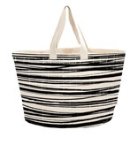 Beach bag  'wrapping stripes'