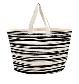 Strandtasche  'wrapping stripes'