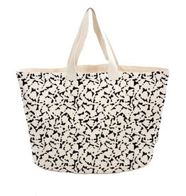 Beach bag  'foliage'