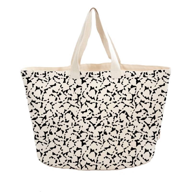 Beach bag  'foliage'
