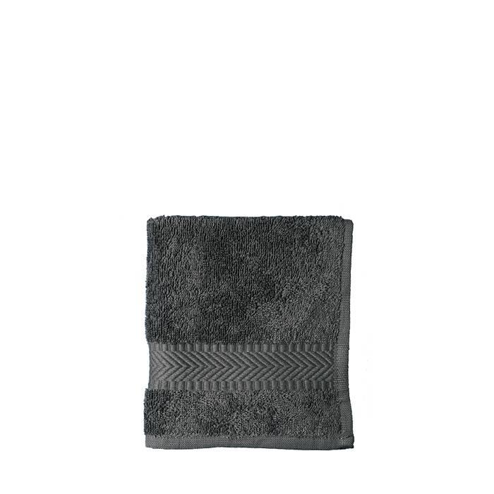 Face cloth  30 x 30 cm - anthracite (10 pieces)