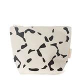 Cosmetic  bag - medium 'wrapping stripes' 24x18x9cm