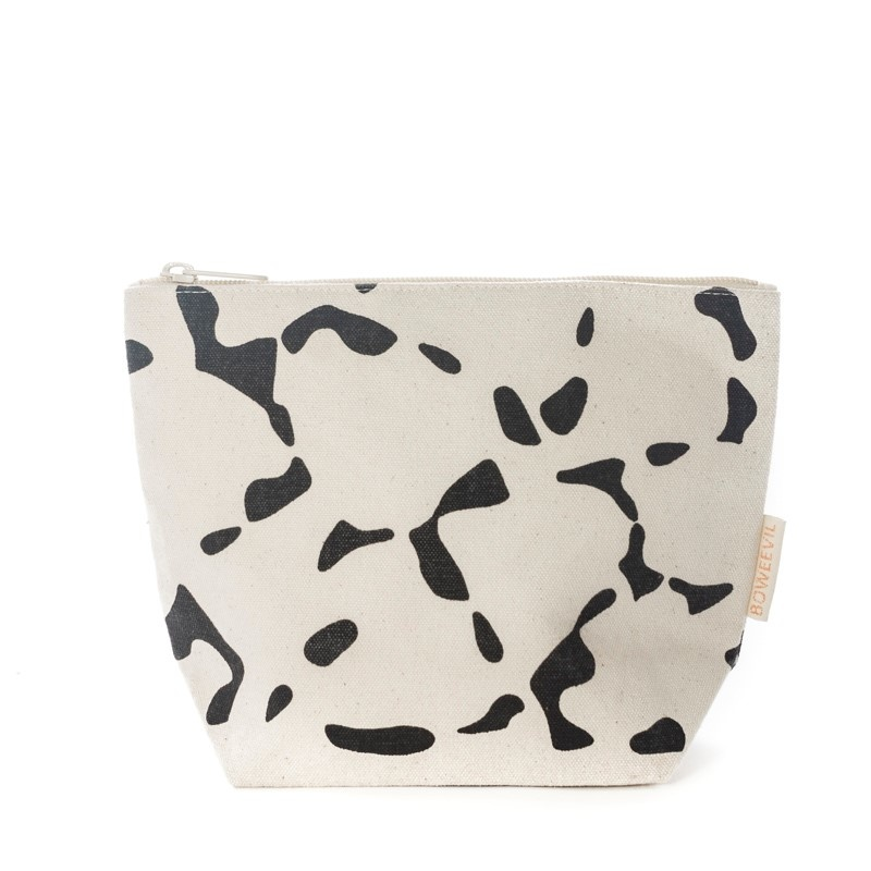 Cosmetic  bag - medium 'foliage' 24x18x9cm
