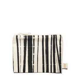 Pouch 'wrapping stripes' 14x11 cm
