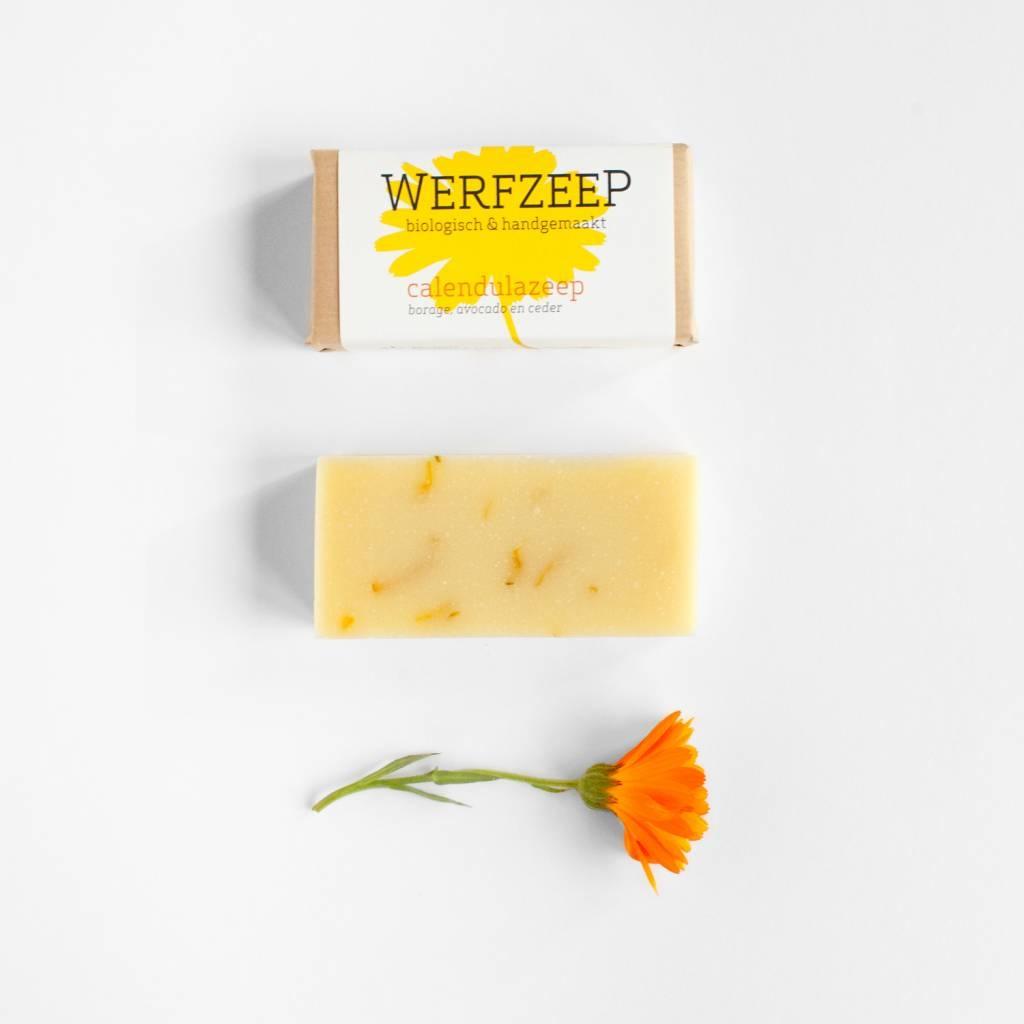 Organic Calendula Marigold soap (set of 6 pieces)