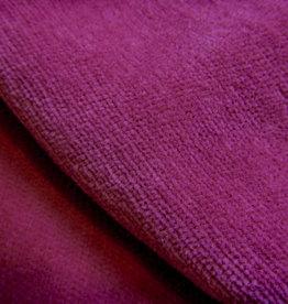 Nicki velour - baton rouge  (helle rosa)